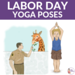 labor day activities for kids, yoga poses for kids | Kids Yoga Stories