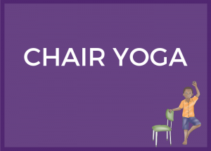 chair yoga ideas, classroom yoga resources | Kids Yoga Stories