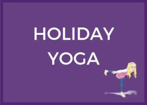 holiday yoga ideas. Christmas yoga, Halloween Yoga, Easter Yoga ideas | Kids Yoga Stories