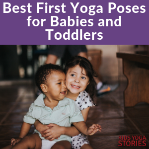 First yoga poses for babies, top poses for babies | Kids Yoga Poses