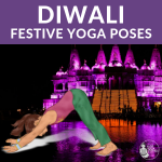 Festive lights yoga poses, Diwali for kids | Kids Yoga Stories