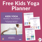The Ultimate Kids Yoga Planner 2019