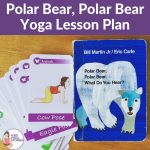 polar bear polar bear yoga ideas | Kids Yoga Stories
