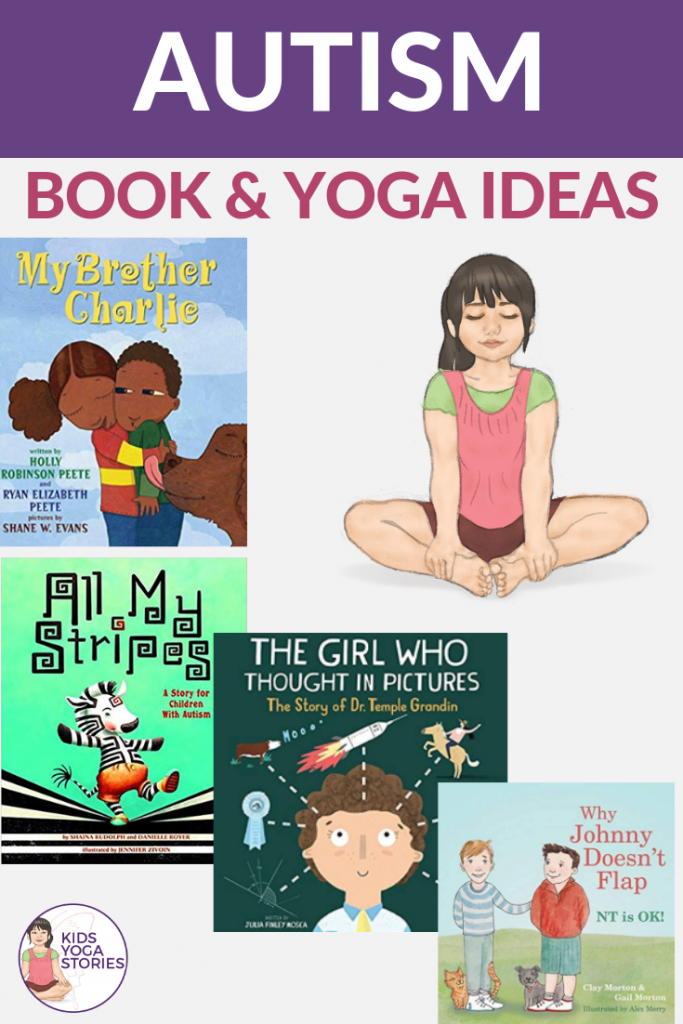 Autism Books and Yoga Poses for Kids | Kids Yoga Stories