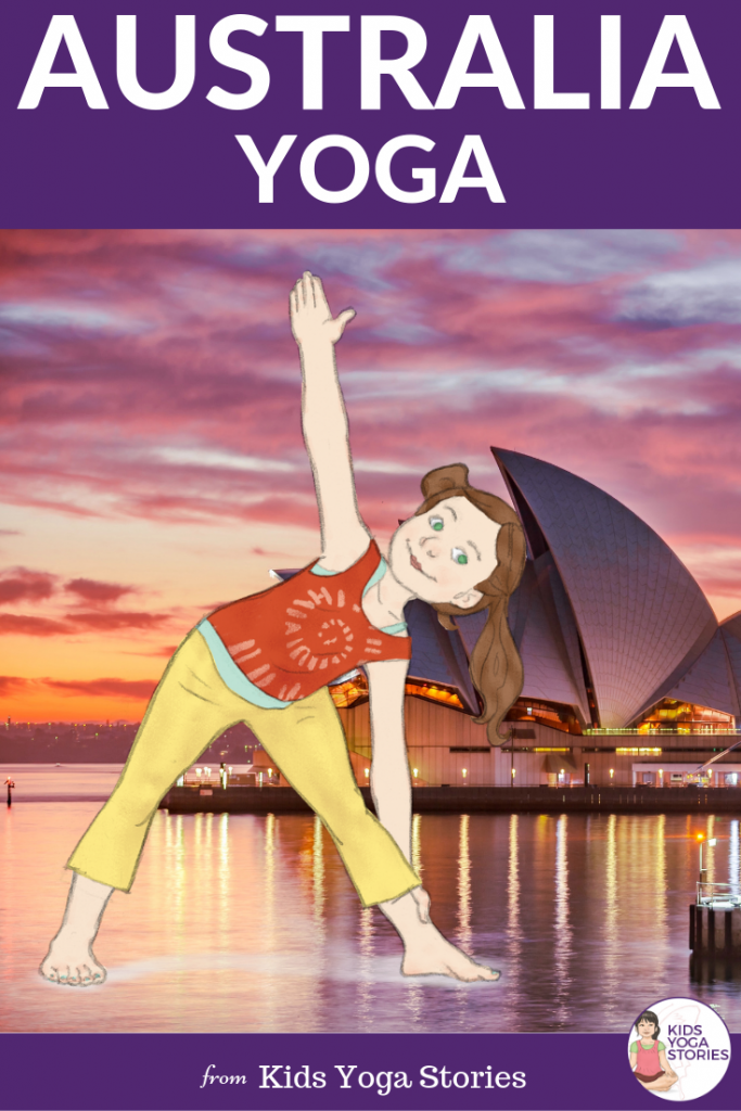 Australia Yoga for Kids | Kids Yoga Stories