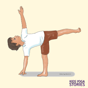 yoga poses for kids | Kids Yoga Stories