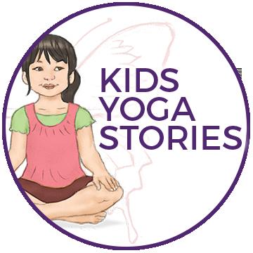 Kids Yoga Stories Logo