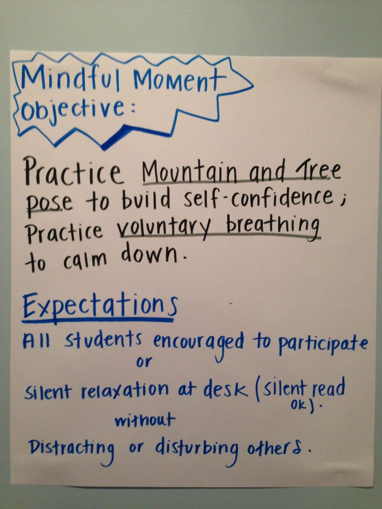 5 Ways to Integrate Mindfulness for Middle School Students | Kids Yoga Stories