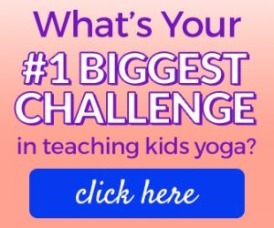 Challenge in teaching yoga to kids | Kids Yoga Stories