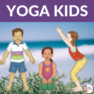 yoga kids from Kids Yoga Stories