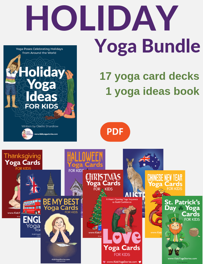 Holiday Yoga Ideas for Kids | Kids Yoga Stories