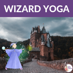 wizard yoga poses for kids | Kids Yoga Stories