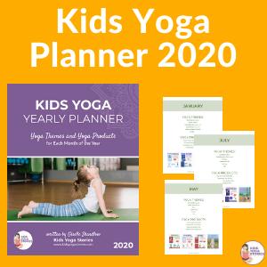 kids yoga planner free for kids yoga | Kids Yoga Stories