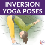 yoga inversions yoga poses for kids | Kids Yoga Stories
