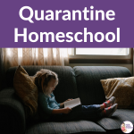 Quick Ways to Add Yoga Resources to Your Quarantine Homeschool | Kids Yoga Stories