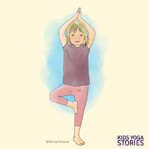 Yoga for everyone yoga poses | Kids Yoga Stories