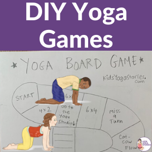 games for small groups | Kids Yoga Stories
