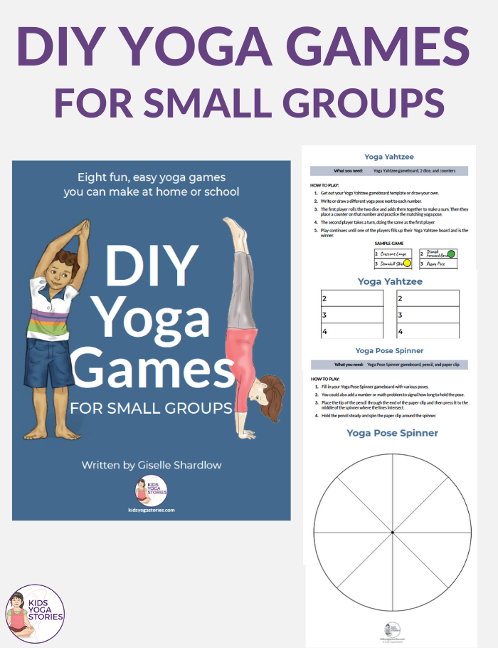 Yoga Games for Kids | Kids Yoga Stories