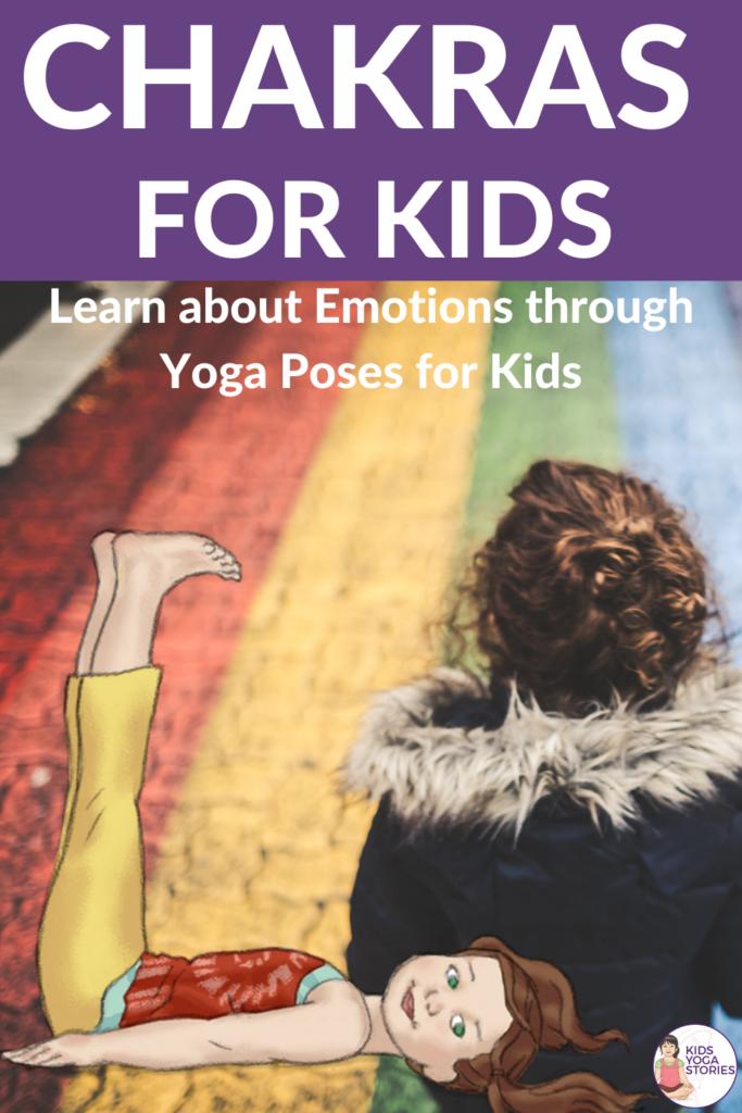 chakras for kids | Kids Yoga Stories