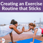 exercise routines that stick | Kids Yoga Stories
