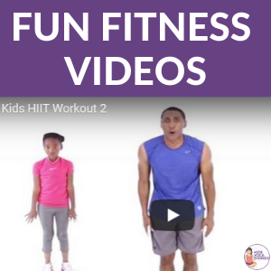 fun fitness videos for families