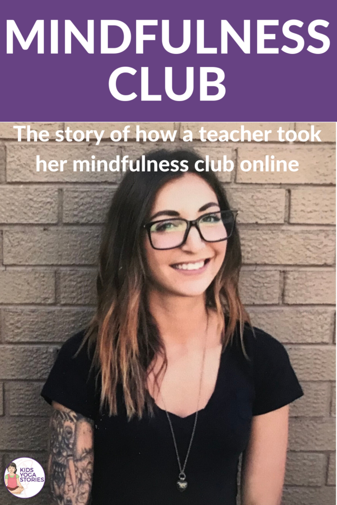mindfulness clubs for kids | Kids Yoga Stories
