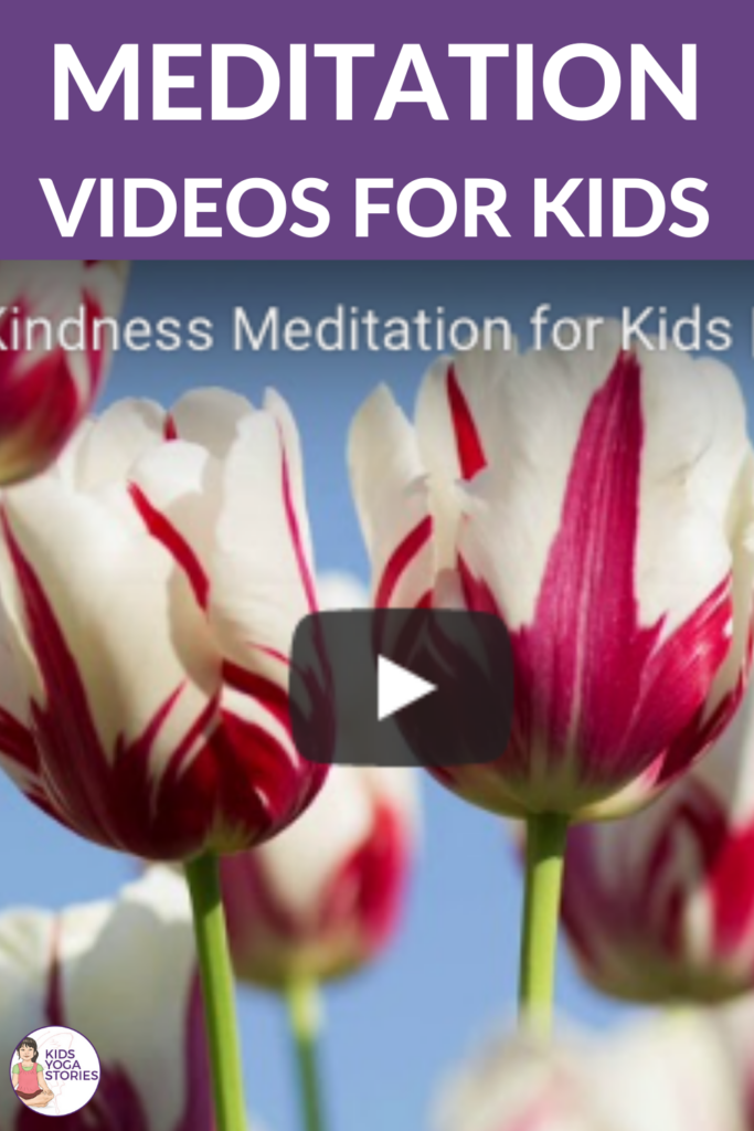 3 Ways to Settle the Mind and Find Calm [Videos] | Kids Yoga Stories