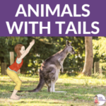 animals with tails yoga poses for kids | Kids Yoga Stories