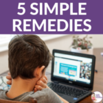 5 Simple Remedies Excess Screen | Kids Yoga Stories