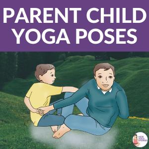 parent-child-partner-yoga-poses, Adult-child yoga postures | Kids Yoga Stories
