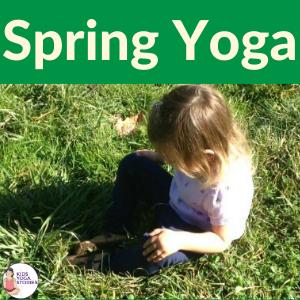 Spring Yoga for Kids   Kids Yoga Stories