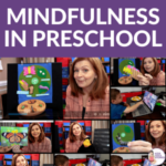 mindfulness in preschool