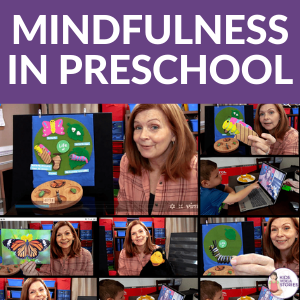mindfulness in preschool