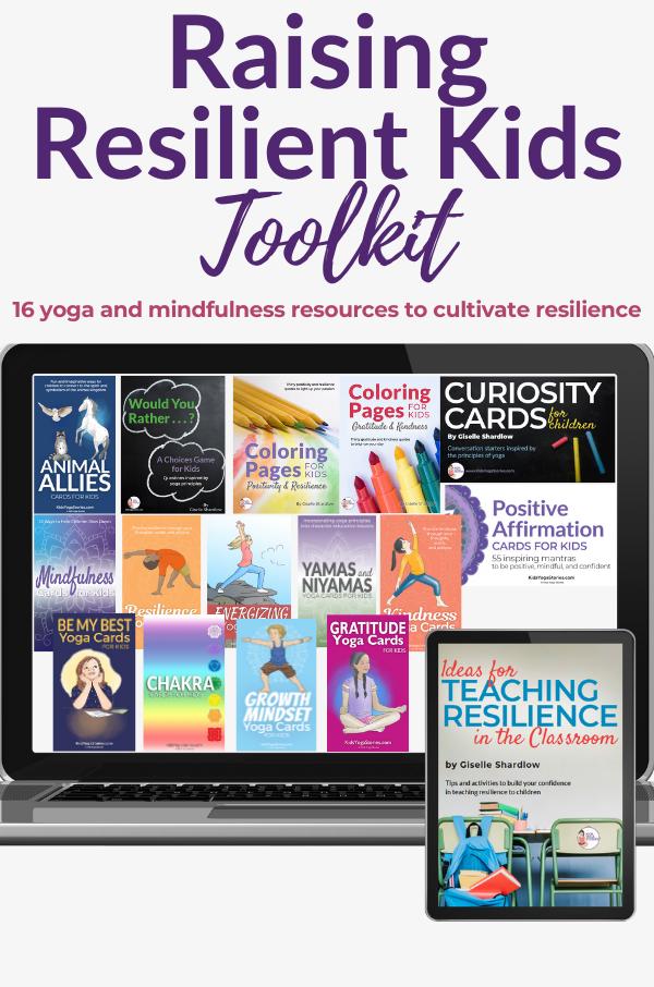 Raising Resilient Kids Toolkit | Kids Yoga Stories