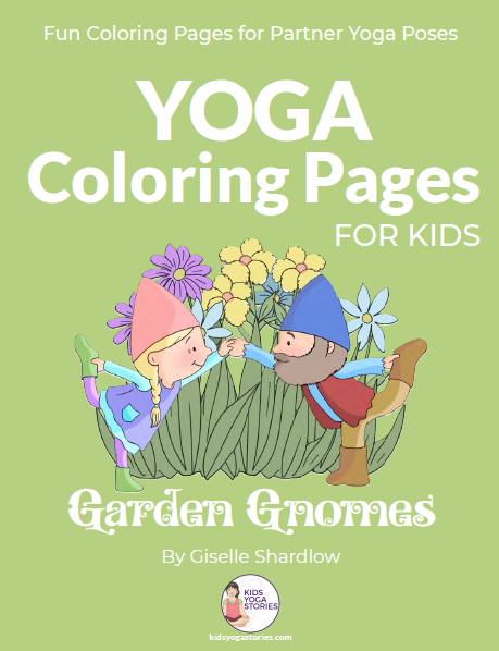 Garden Gnome coloring book