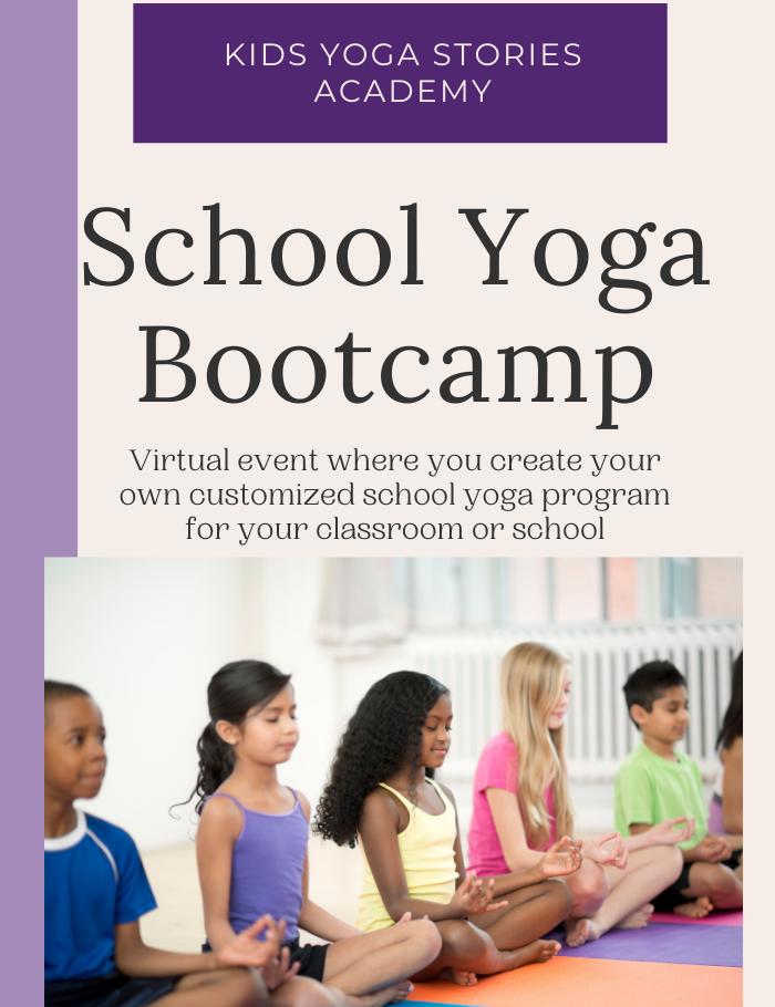 School Yoga Bootcamp