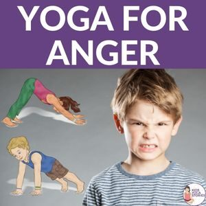 Yoga for anger | Kids Yoga Stories