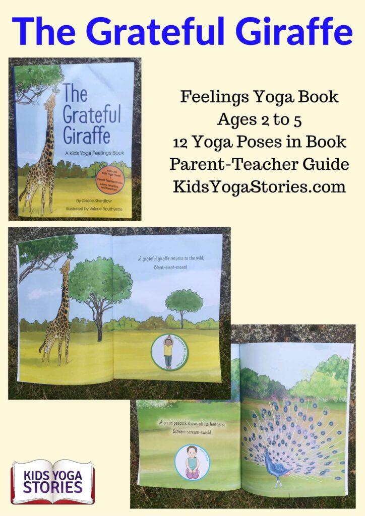 The Grateful Giraffe