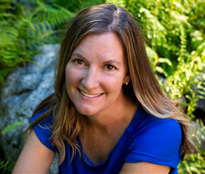 Giselle Shardlow from Kids Yoga Stories